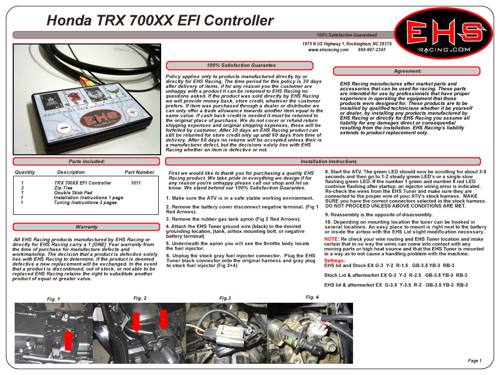 EFI Instructions
