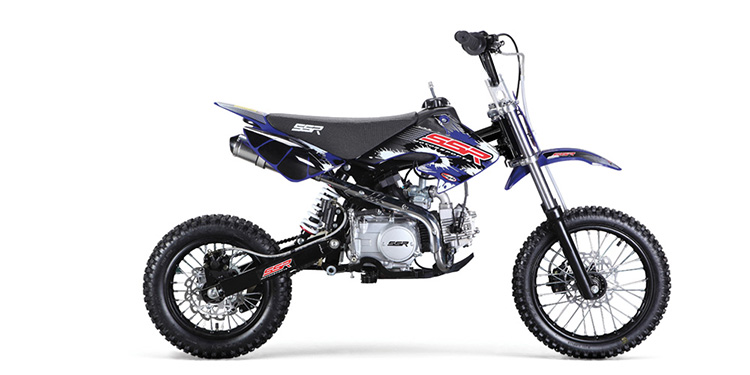 Ssr Motorsports Sr125 Semi Stunning Looks And Spectacular