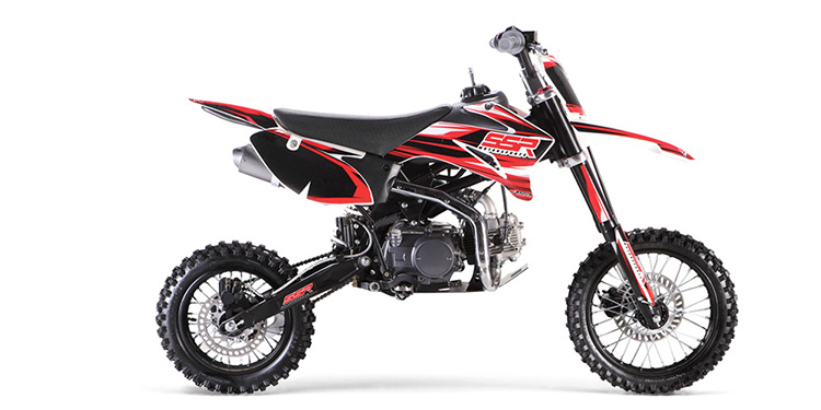 Ssr Motorsports Sr125tr Dirt Bike Is The Ultimate Pro